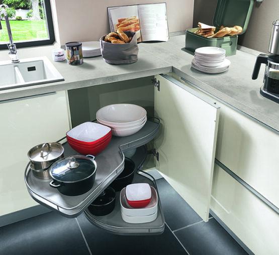 Keuken carroussel