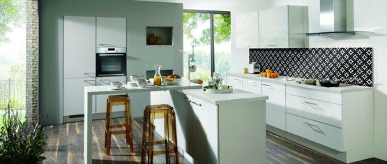 Evindie Keukens IJsselstein wit modern