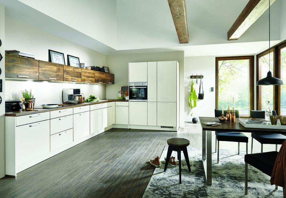 Klassiek moderne keuken