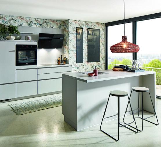 Keuken showroom voorbeeld IJsselstein