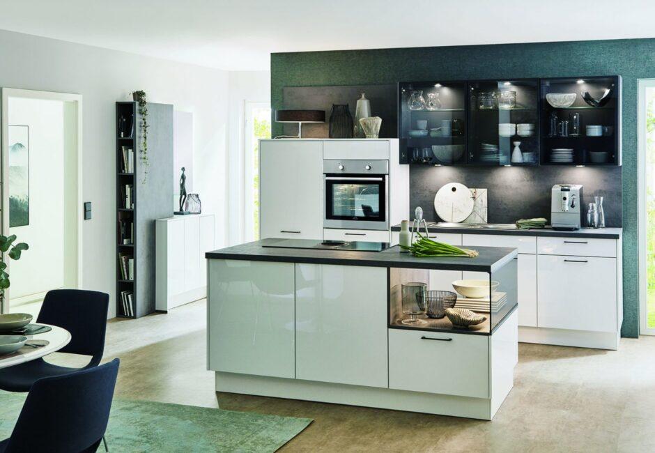 Evindie Keukens groen