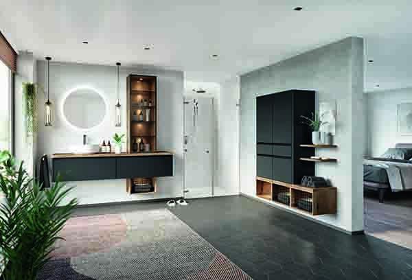 Evindie badkamers meubels